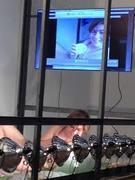 Georgia Sagri // performance inside of Williamsburg