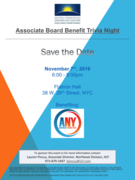 IICF ASSOCIATE BOARD TRIVIA NIGHT