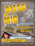 Bless the Mic Open Mic Talent Showcase