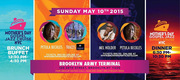 Petula Beckles Mother's Day Gospel Jazz Cruise in NYC.