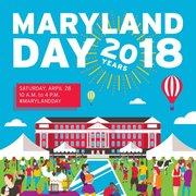 Shawn Papi Birthday Celebration at Maryland Day 2018
