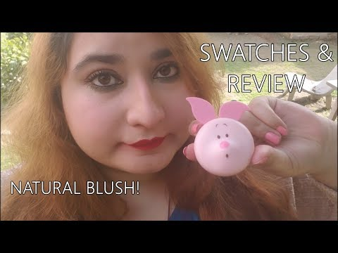 ETUDE HOUSE Happy With Piglet Jelly Mousse Blusher 에뛰드 하우스 해피 윗 피글렛 리뷰 & 발색 | Swatches & Review