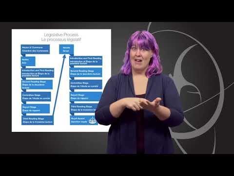 Vlog 2: Le processus législatif (LSQ)