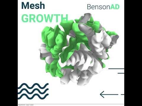 Mesh growth