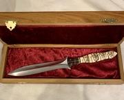 Ettienne Vorster knife