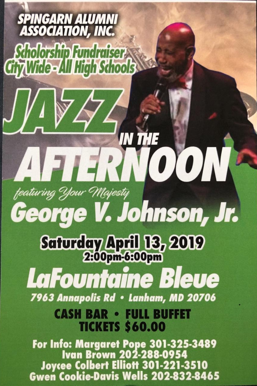Spingarn HighAlumni Assic. Jazz In The Afternoon