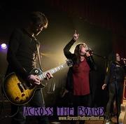 Across The Board - Live