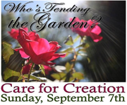 Care for Creation Sunday at Munsey Memorial UMC