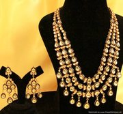 Artificial Kundan Jewellery at Lowest Price