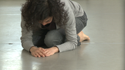 Distilling movement and presence Morning Class, at Independent Dance, London