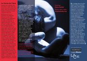 AMAE/DE PINTO contribution for La forme de l'âme – LAC Teatrostudio Lugano Switzerland.