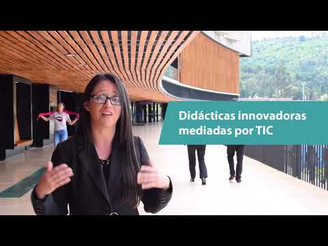 """Presentación Proyecto: Didácticas Innovadoras mediadas por TIC: Retos a partir de la ecología del Aprendizaje"""" de Isabel Jiménez Becerra, Doctora en Didáctica de las Ciencias Sociales AUB - Colombia"""