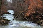 Cedar Springs Creek Cascade