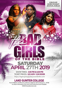 The Bad Girls of the Bible Inspirational Stage Play