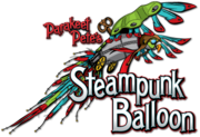 Parakeet Pete's Steampunk Balloon