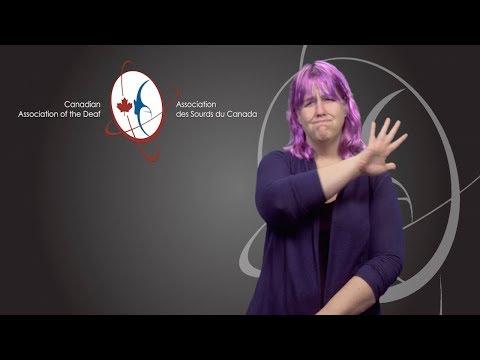 Vlog 3, Partie 1: Canada Accessible: Les réalisations de l'ASC-CAD (LSQ)