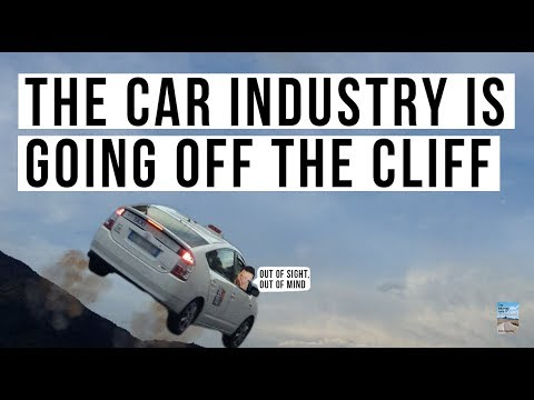 Car Industry Rapid SLOWDOWN in China, Europe, and U.S! Mass Layoffs Are Coming.