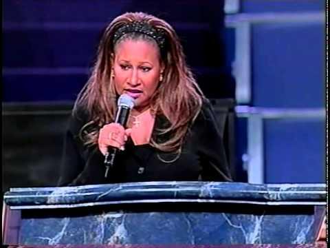 Michelle McKinney Hammond Finding Boaz