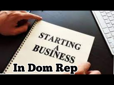 Starting a Business in Dominican Republic Pt 1 | Sosua | Dominican Republic | Travel Info