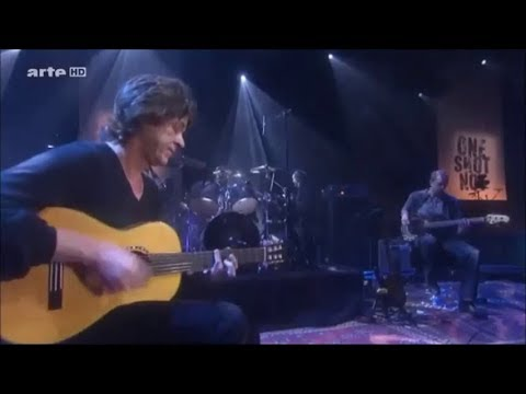"Dominic Miller - "" Rush Hour "" - One shot not, avec Manu Katché et Pino Paladino"