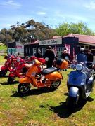 HALLS GAP RIDE UP, FRIDAY 29 MARCH, GRAMPIANS NATIONAL SCOOTER RALLY UPDATED