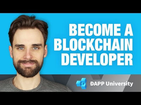 Become a Blockchain Developer/Programmer - Everything You Need to Know