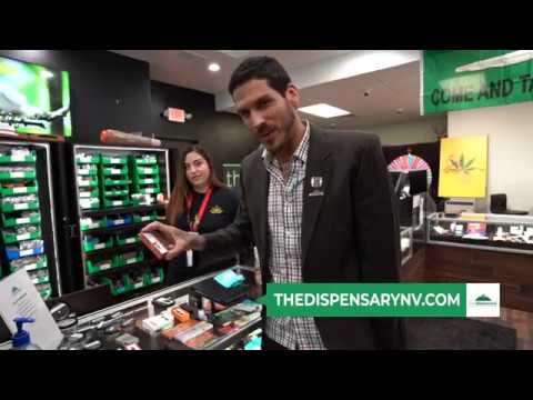 Store Tour - The Dispensary NV