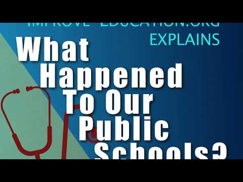 What Happened to Our Public Schools?