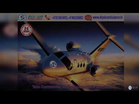 Select Top Class Air Ambulance Service in Jabalpur