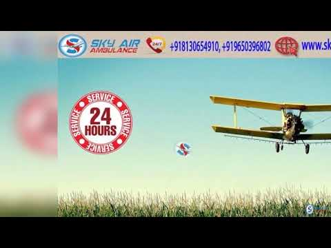 Select Hi tech Commercial Air Ambulance Service in Dibrugarh