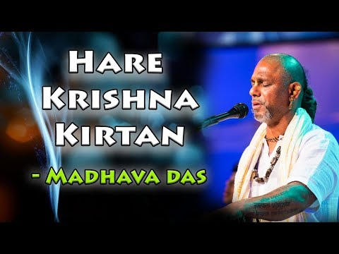 Hare Krishna Heart Touching Kirtan by Madhava Das at ISKCON Chowpatty
