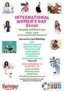 International Women's Day Event 2019.
