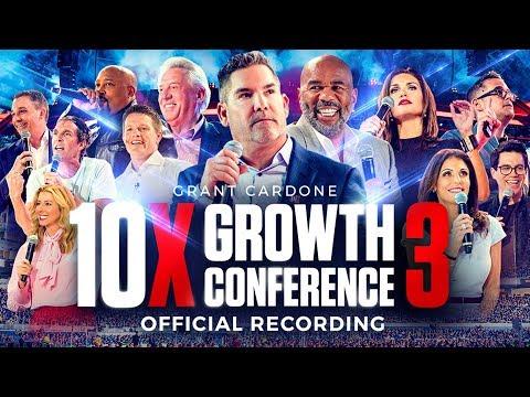 10X Growth Conference LIVE STREAM Marathon