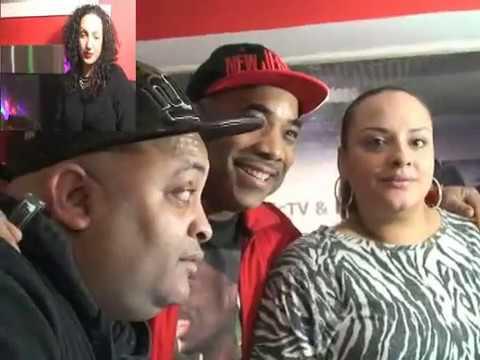 A Thug   Smirk   Malik the Warner   Hip Hop & Reggae Artist Spit Fire on Bless the Mic Ciphers