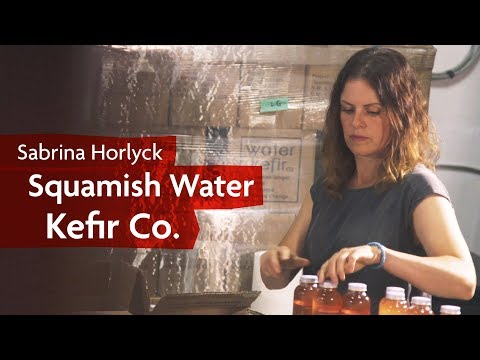 Small Business Story: Squamish Water Kefir Co.