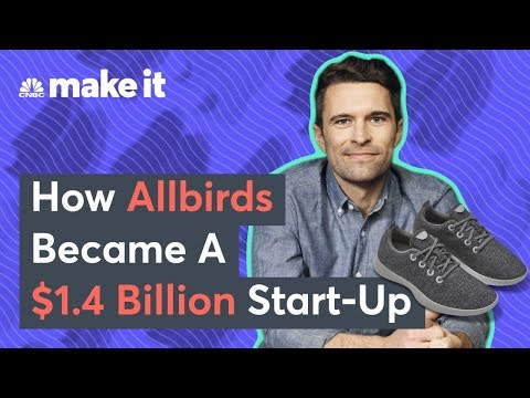 How Allbirds Became A $1.4 Billion Sneaker Start-Up – The Upstarts