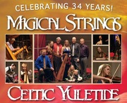 Magical Strings Celtic Yuletide Concert in Tacoma