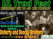 Doocey & Doherty Brothers Gig with special Guest Lisa Canny :: The Stables UL
