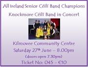 Knockmore Céilí Band in Concert