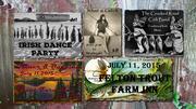 Summer Céilí with The Crooked Road Céilí Band at the Trout Farm Inn