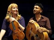Spirited Irish Music in Riverdale NY - Cady Finlayson & Vita Tanga
