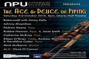 Ace and Deuce of Piping October 3rd 2015