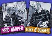 Tony O'Connell & Bríd Harper