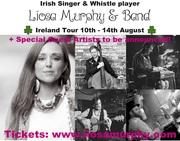 Líosa Murphy & Band @ An Cultúrlann - Derry!