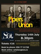 Pipers Union - Dónal Clancy, David Power and Ciarán Somers
