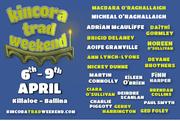 Kincora Trad Weekend