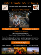 Blackie O'Connell and Wild Atlantic Music Tours