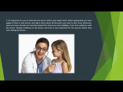 4 Things to Check While Looking For the Best Paediatrician in Noida