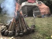 stage de recentrage avec hutte de sudation