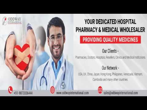 Wholesale Pharmaceutical Distributor: Hospitals, Pharmacies, Doctors